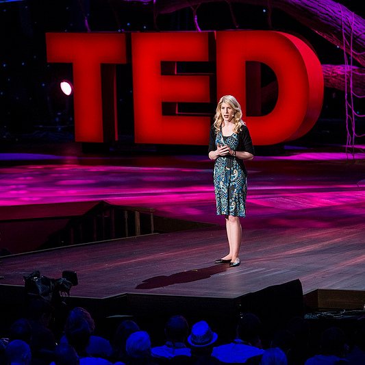 Eleanor Longden au TED