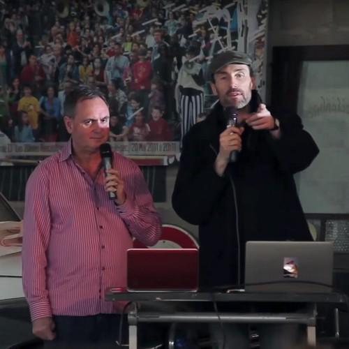 Peter Bullimore à Marseille